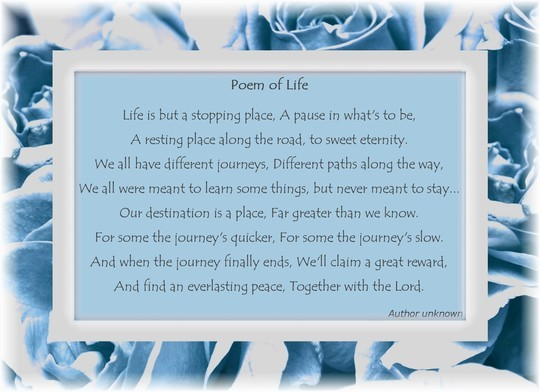 memorial poems for classmates | just b.CAUSE